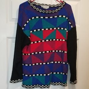 VINTAGE preference point sweater